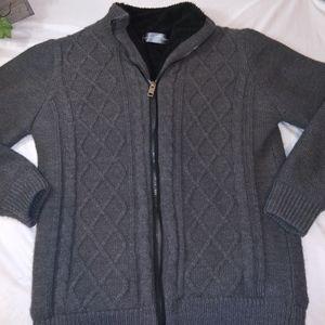 Oscar de la renta mens sweater